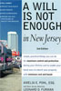 A Will is Not Enough in New Jersey book page 1
