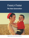 This image is use for Family Farm: The Next Generation report