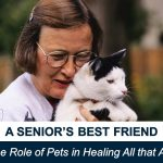 A Senior's Best Friend: The Role of Pets in Healing All the Ails